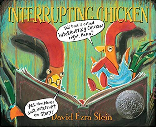Interrupting Chicken  - Children's Books on Manners