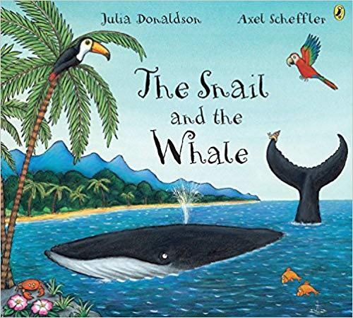The Snail and the Whale - Children's Books about the Ocean