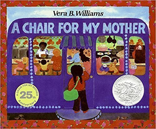 A Chair for My Mother - best Mother's Day Picture Books
