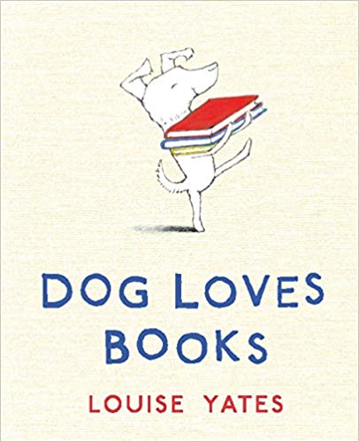 Dog Loves Books - children's books about dogs