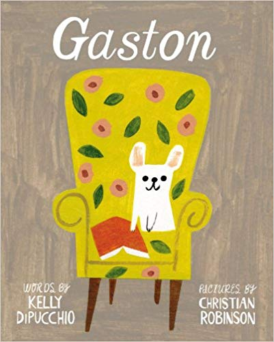 Gaston -  children's books about dogs