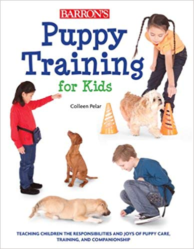 Puppy Training for Kids -  children's books about dogs