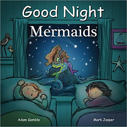 Good Night Mermaids - Mermaid Books for Kids