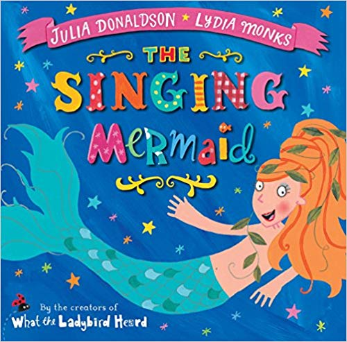 The Singing Mermaid - Mermaid Books for Kids