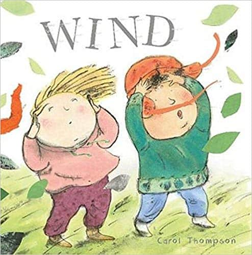 Wind - weather book for kids
