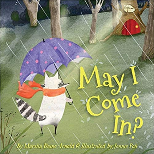 May I Come In? Written by marsha Diane Arnold