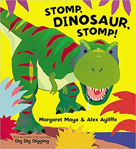 Stomp, Dinosaur, Stomp! (On the Go)
