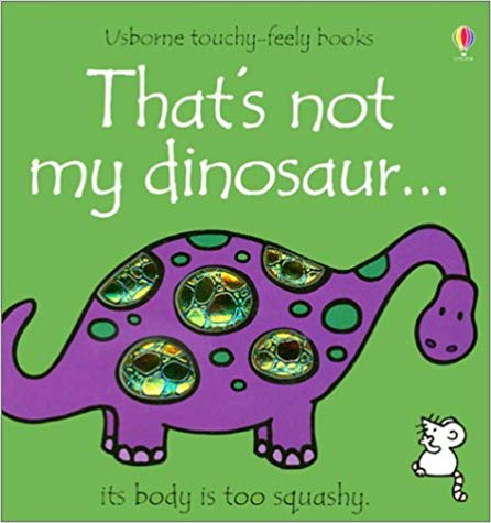 Usborne That's Not My Dinosaur