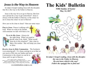The Kids' Bulletin Easter 5