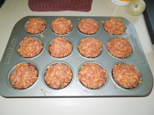 Meatloaf Cupcakes 005