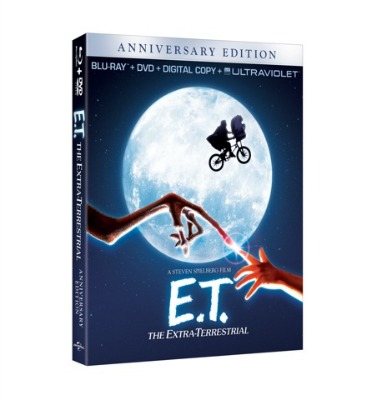 E.T. Phone Home! {30th Anniversary DVD review}
