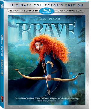 Brave Releases on Blu-Ray 11/13!