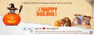 Happy Dog Box Subscription Box