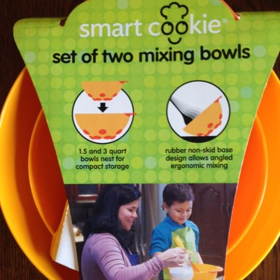 smart cookie mixing bowls