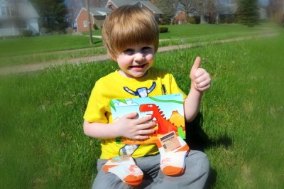 Cute Socks For Kid's Feet And An Easy Way To Give Back