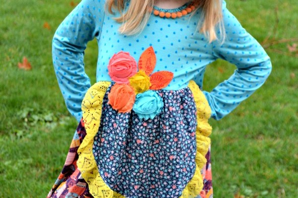 Let ZaZa Couture Highlight Your Spunky Daughter's Style!