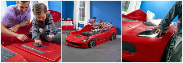 corvette car bed
