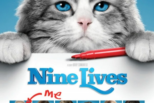 Nine Lives Starring Kevin Spacey Coming To Theaters August 5th!