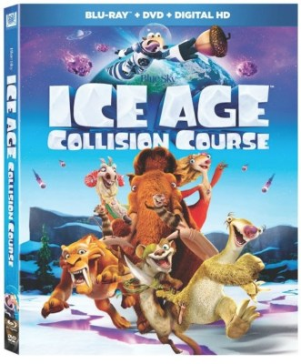 ICE AGE: COLLISION COURSE Blu-ray™ & DVD