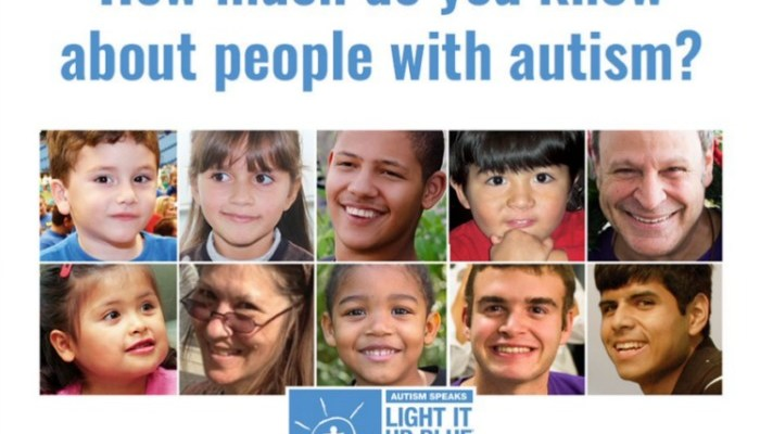 #LightItUpBlue With Autism Speaks To Increase Understanding And Awareness Of Autism