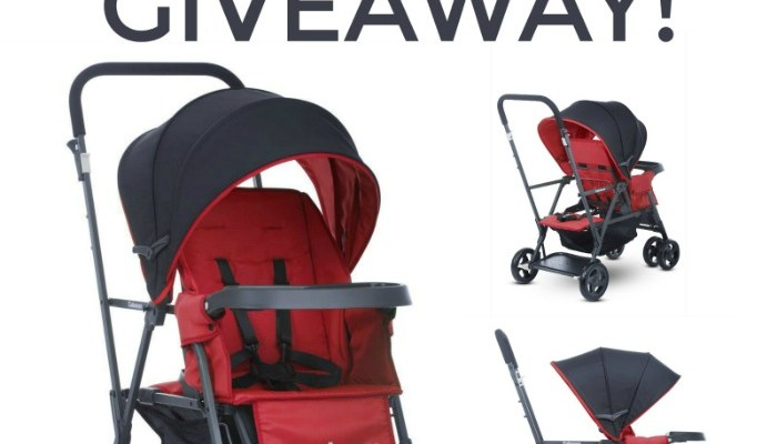 joovy Caboose Giveaway From Thrifty Nifty Mommy!