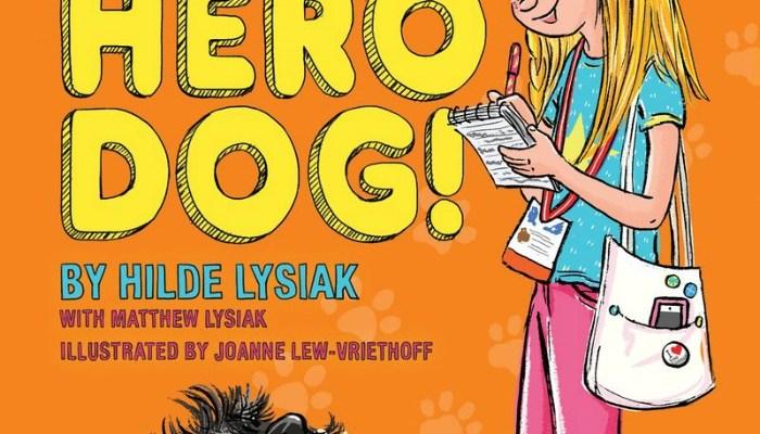 Hero Dog Scholastic Giveaway