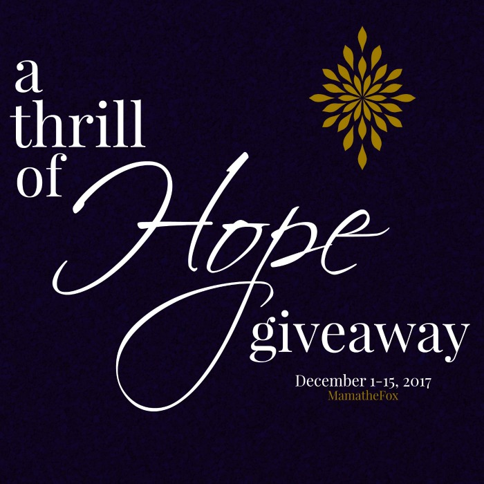 A Thrill Of Hope During The Holidays