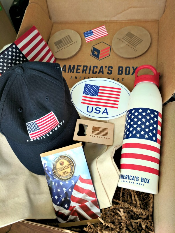 Always American Made, Down To The Box!