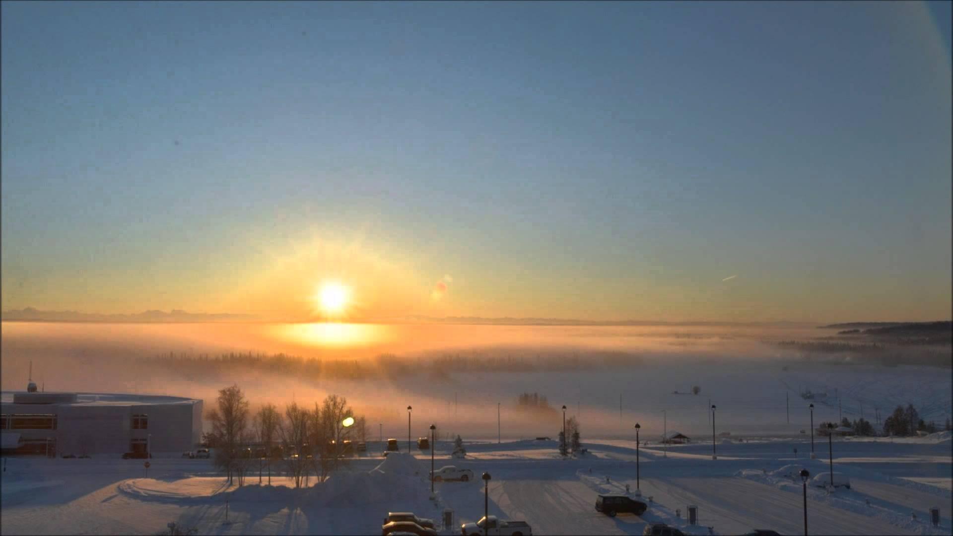 Fairbanks Weather Day Alaska 7
