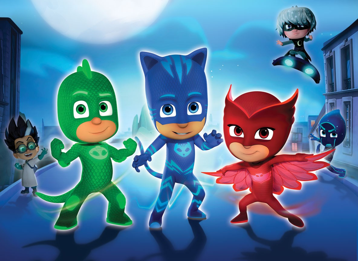 Ryans Dad Reviews 2 Who The Heck Is Funding The Pj Masks The