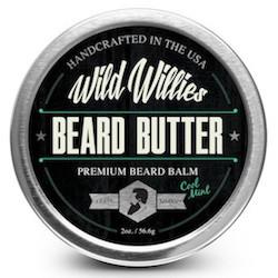 - Beard Wash - The Manskape Co. Wild Willies Beard Butter Balm - wild-willies.com - TheKillerLook.com - The Killer Look