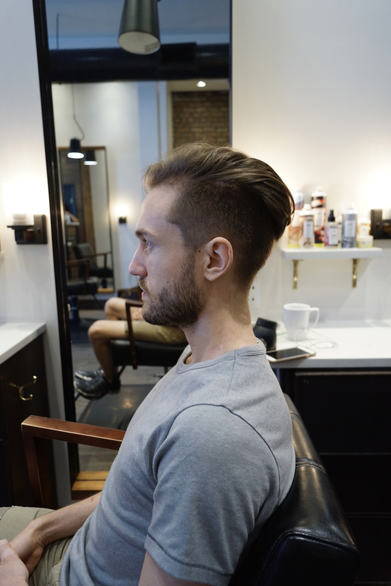 Hair Today Gone Tomorrow - Hair Today, Gone Tomorrow - Haircut - Fox and Jane - Fox & Jane - Steven Killian - Men's Hair - 2017 Men's Hair - The Killer Look - TheKillerLook.com