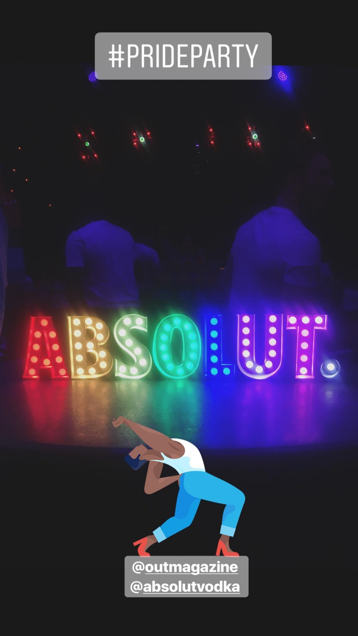 NYC Pride 2017 - Hoppr by Absolut Vodka - OUT Magazine - Diamond Horseshoe - Gay Pride - Out & Proud - Steven Killian - TheKillerLook.com - The Killer Look - TheKillerLook