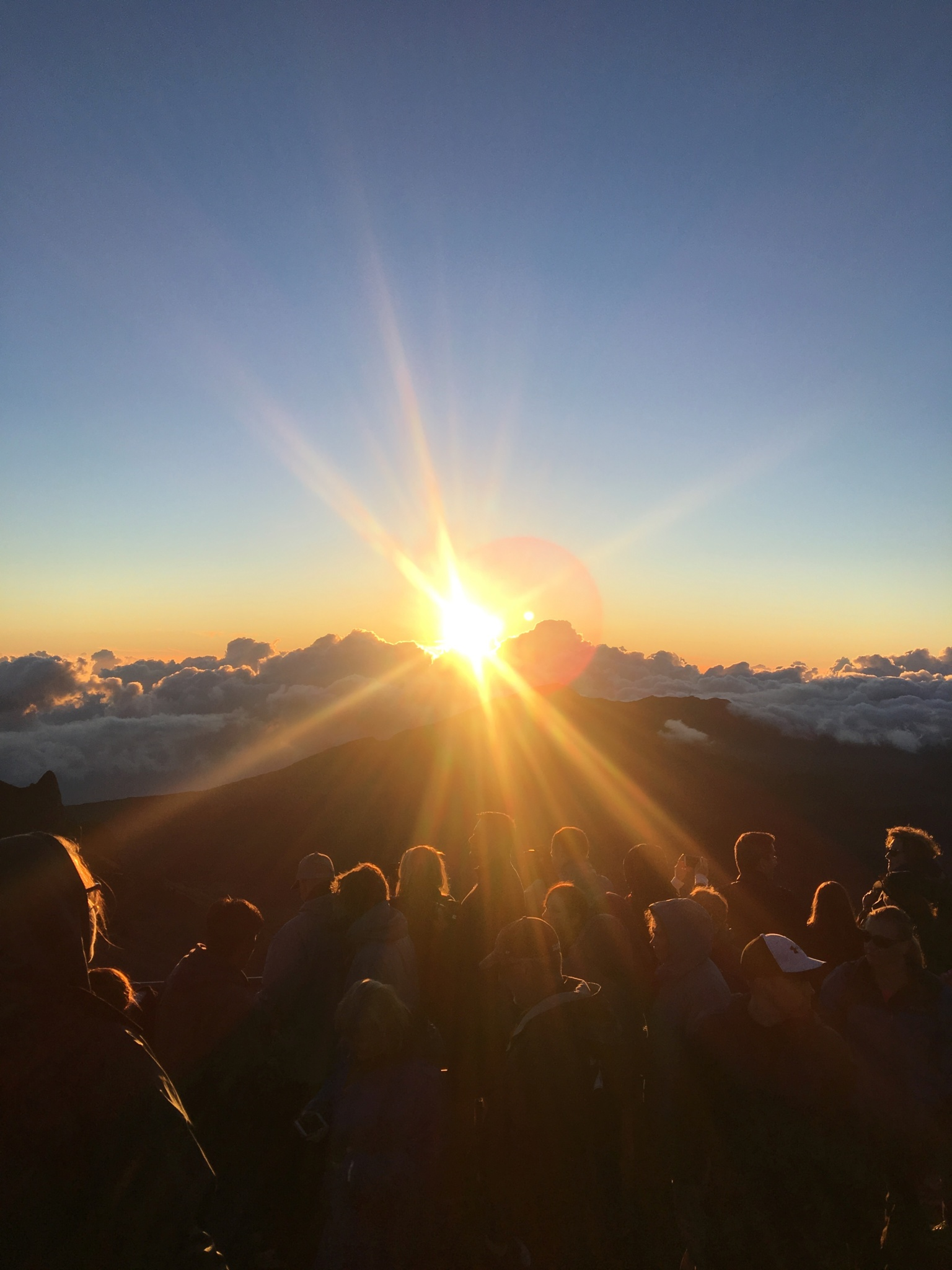 Haleakala Sunrise - Haleakalā Sunrise - Haleakala National Park - Haleakalā National Park - Haleakalā Summit Sunrise - Hawaii - Maui - Summer - Killer Travel - Killer Look Travels - TheKillerLook.com - The Killer Look