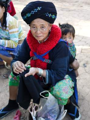 The Yao Mien village