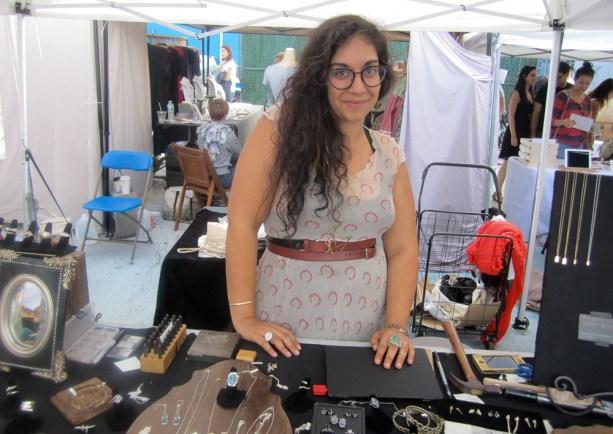 Georgia Varidakis at Renegade New York