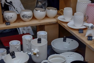 Kina Ceramic Design at London Renegade