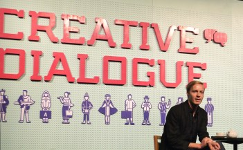 Nathan Williams in Creative Dialogue, CMWD14