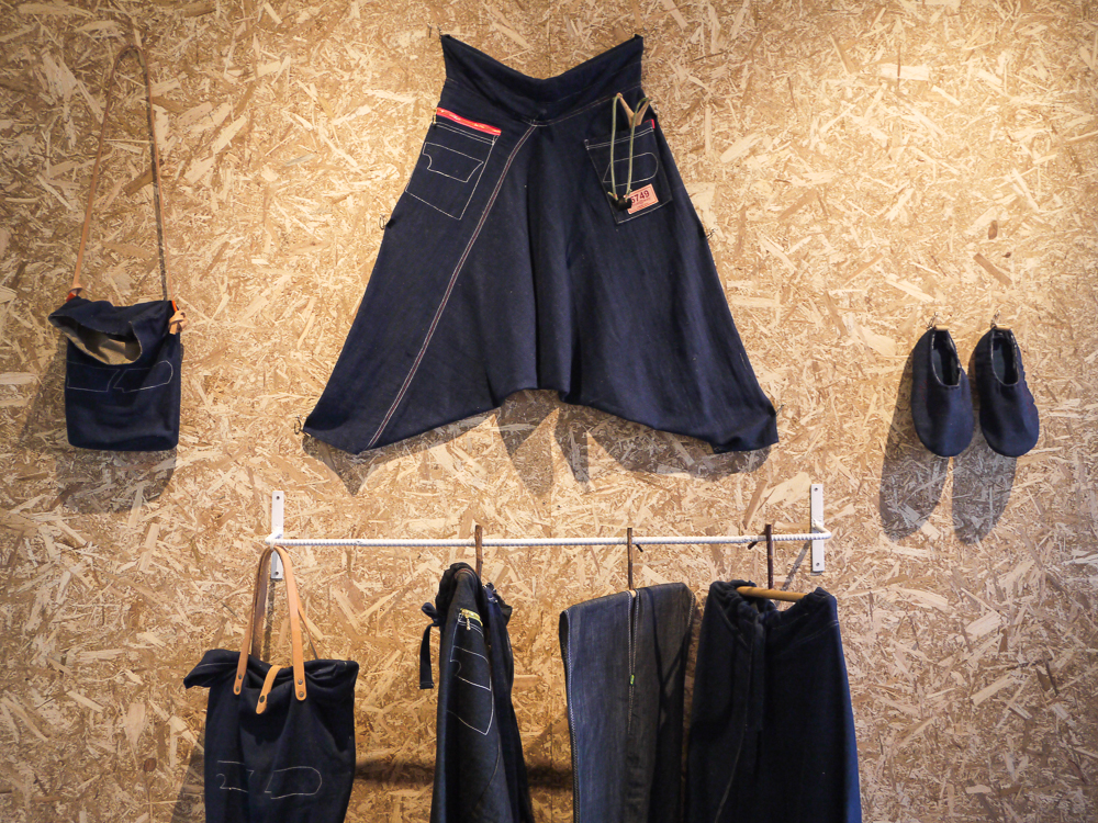 Hill Tribe Style Thai Denim by Love is Coming Soon at CMDW14