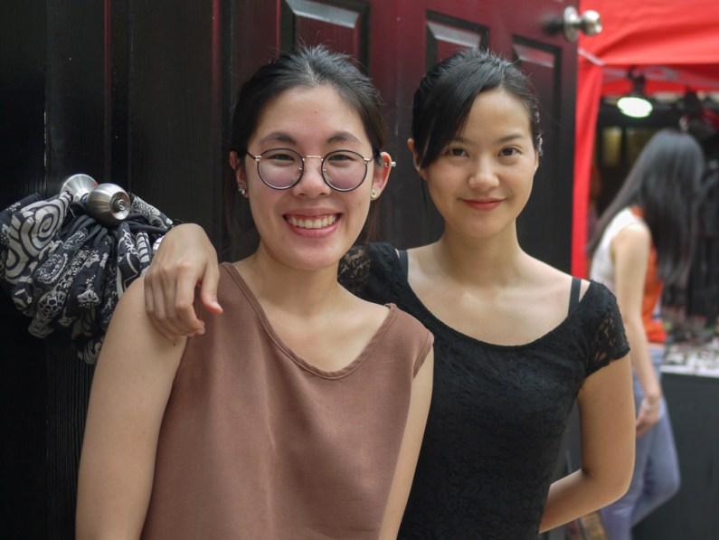 Apostrophe X and P.S. at NAP Fair Chiang Mai