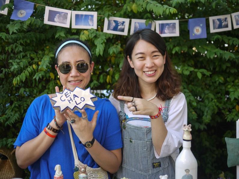 Ce'halo at NAP Fair Chiang Mai