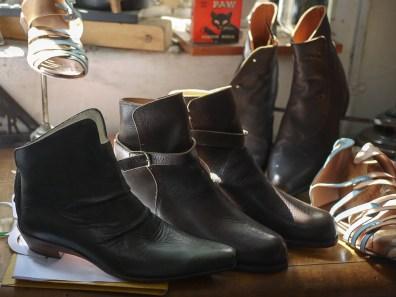 Brendan Dwyer custom footwear
