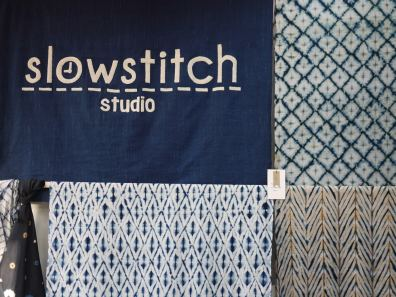 Slow Stitch Studio at NAP 2015