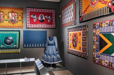 Social Fabric at The William Morris Gallery, LCW 2016