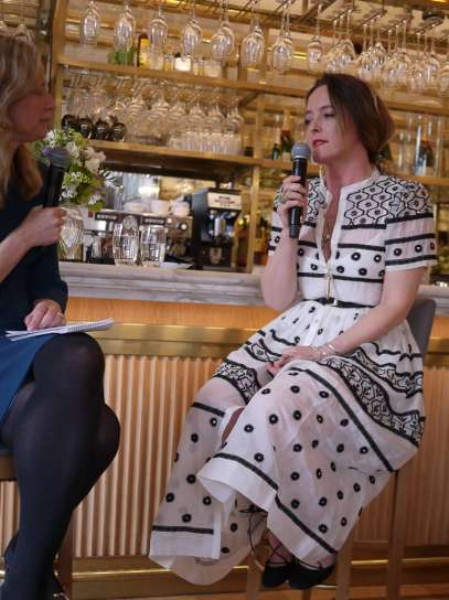 Alice Temperley at LCW 2016