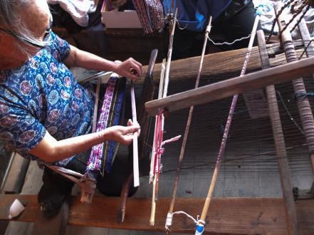 Jacquard Weaving