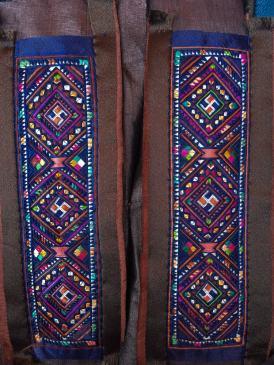 Folded-Cloth Piecework