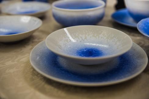 Crystalline glaze, Shinemon Kiln