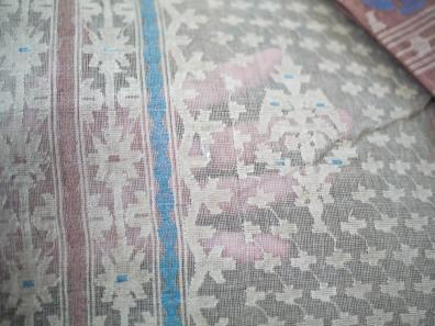 Jamdani weaving pattern – Handmade Textiles of Bangladesh