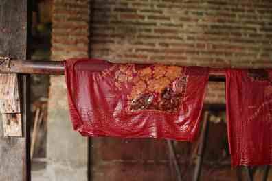 Dyed Fabric — Indonesian Batik